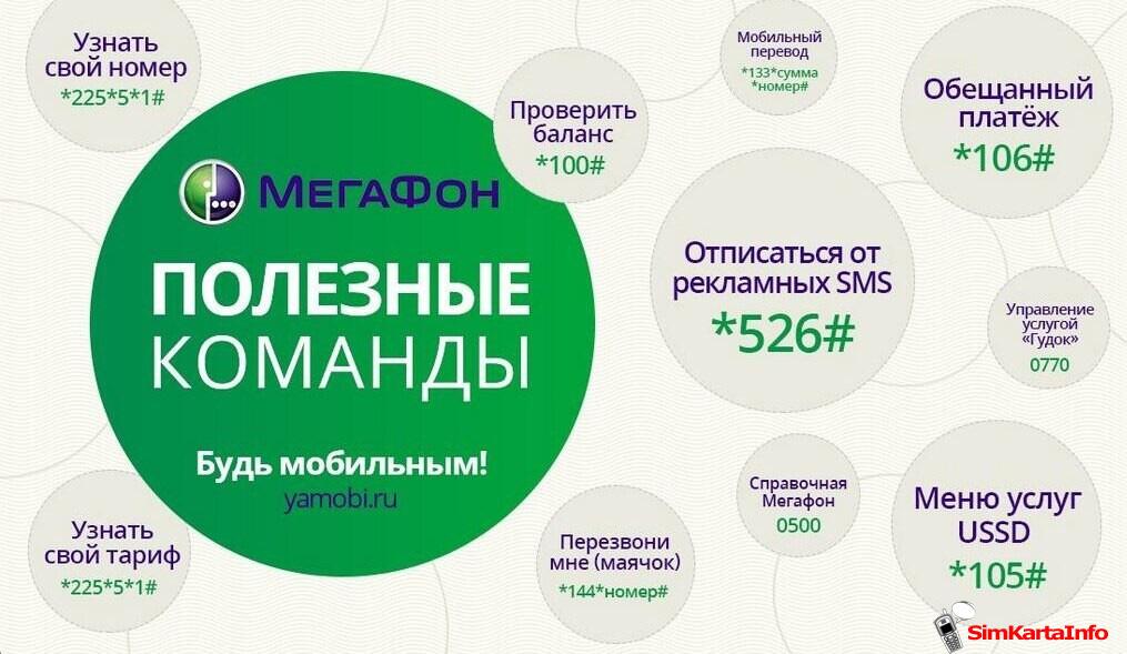 Как узнать баланс Мегафона на телефоне бесплатно по смс